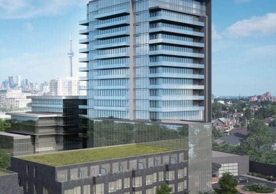 East Junction Condos Exterior Building True Condos