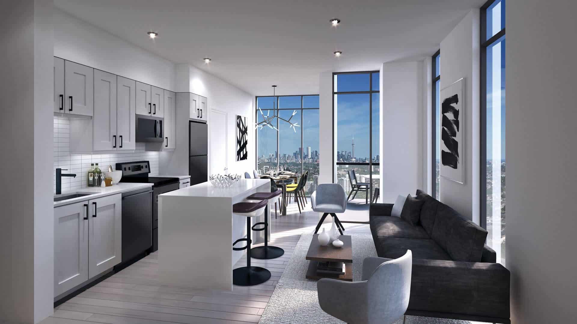 East Junction Condos Suite Interior Features Finishes True Condos