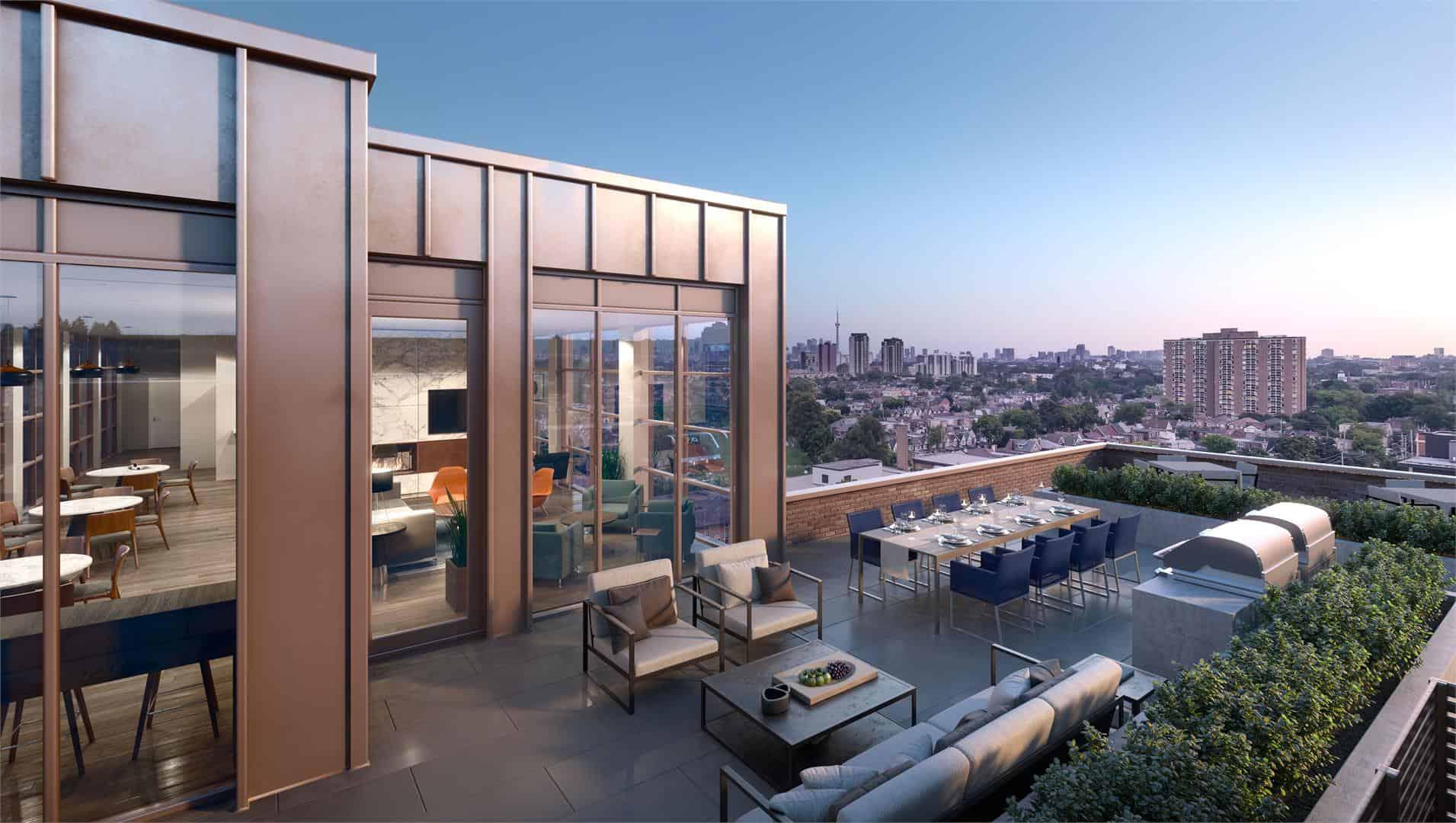 SCOUT Condos Rooftop Terrace True Condos