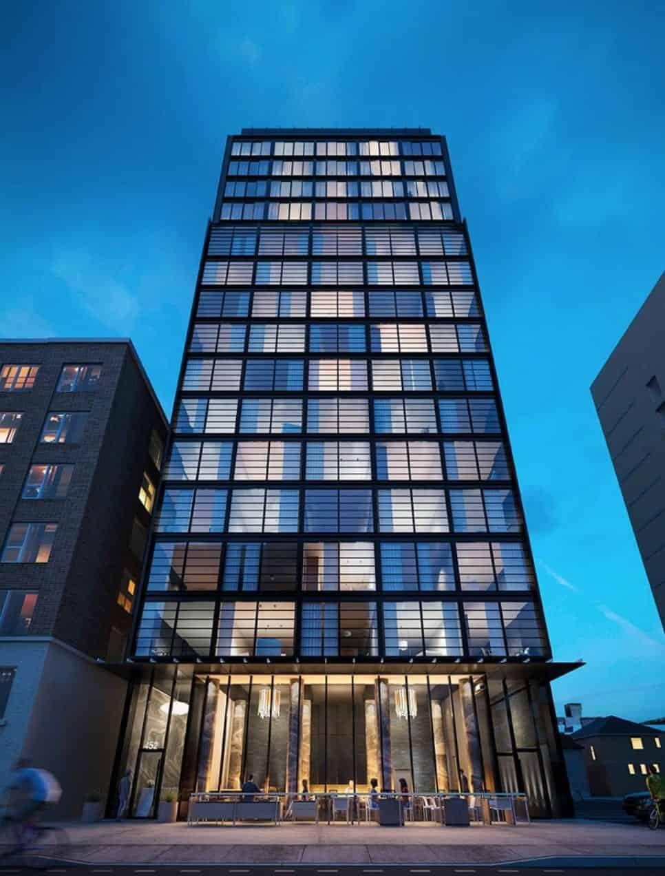 The Woodsworth Condos Front Exterior Building True Condos