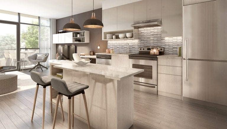 Valera Condos Kitchen Interior True Condos
