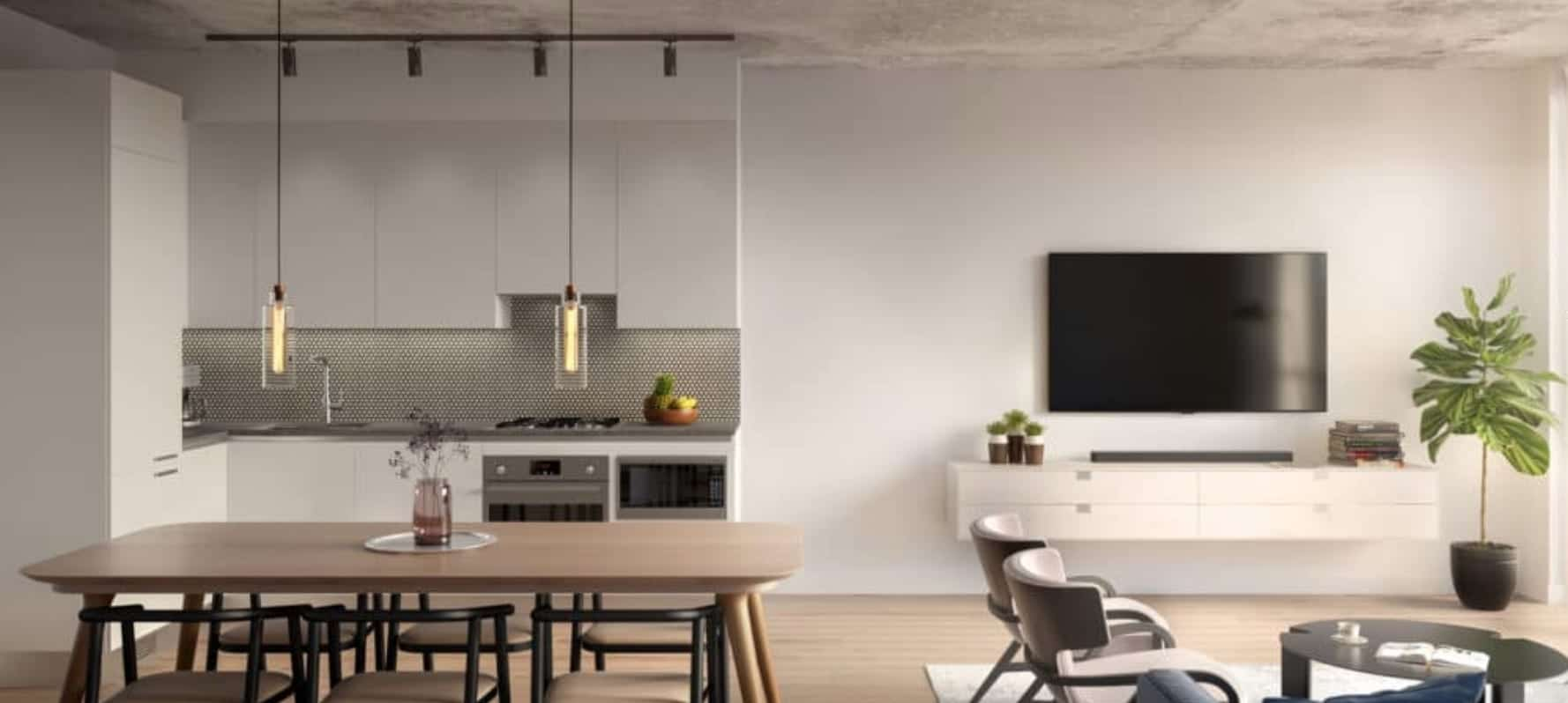 Junction house Condos Interior Features and Finishes True Condos