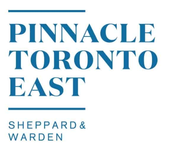Pinnacle Toronto East condos logo true condos