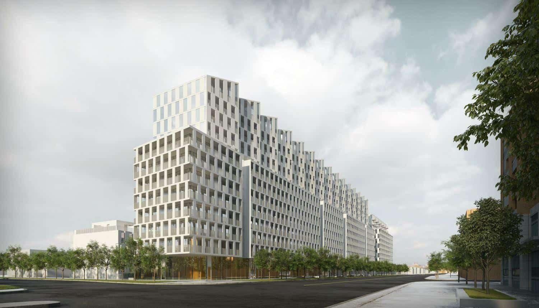 470 Wilson Condos Exterior Building True Condos