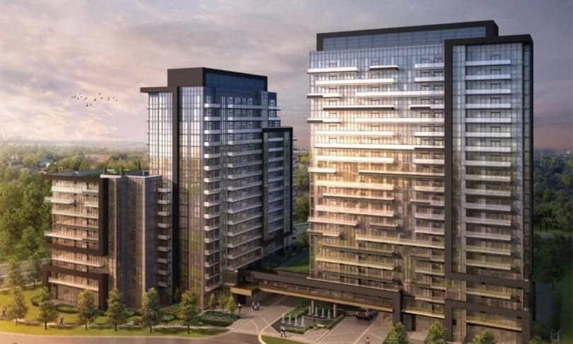 D'or Condos Exterior Building True Condos