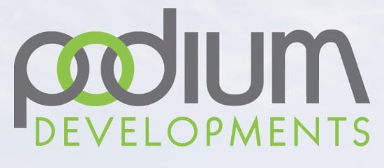 Podium Developments Logo True Condos