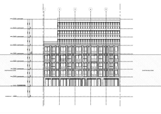 1494 Dundas Street West Condos Building Design True Condos