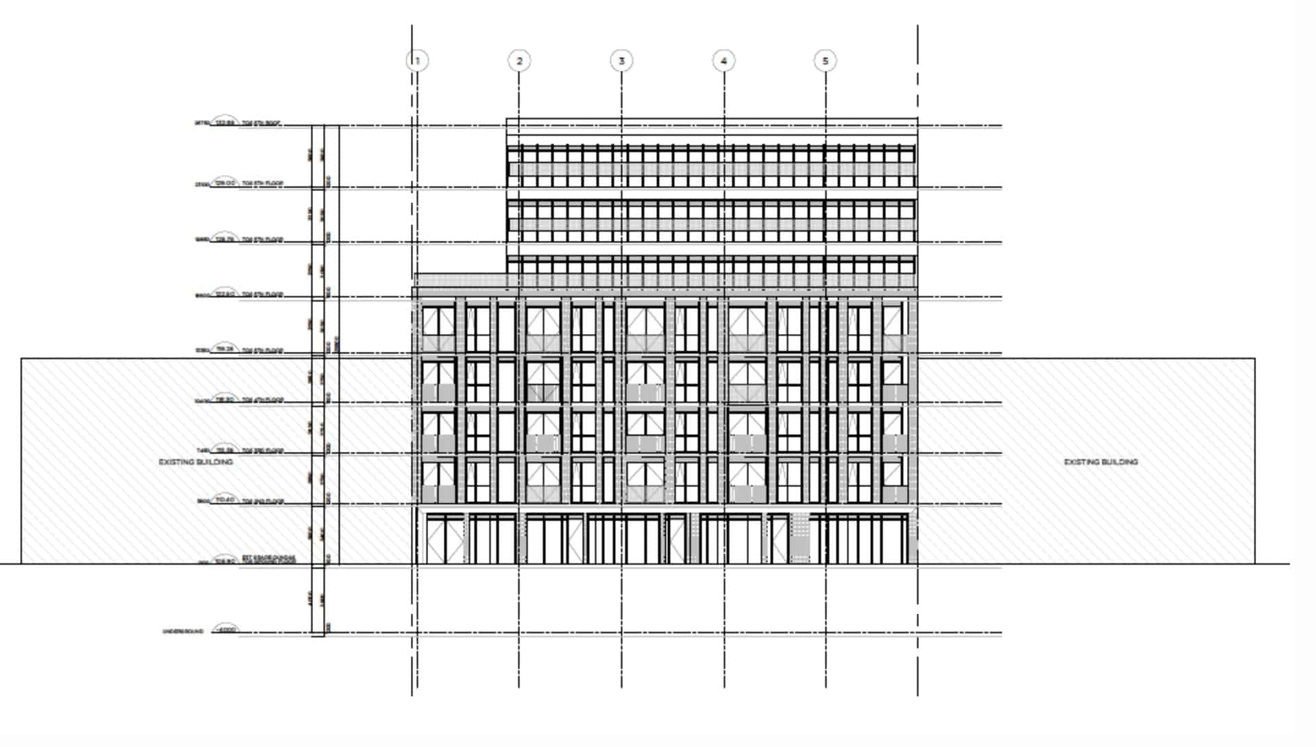 1494 Dundas Street West Condos Building Design True Condos