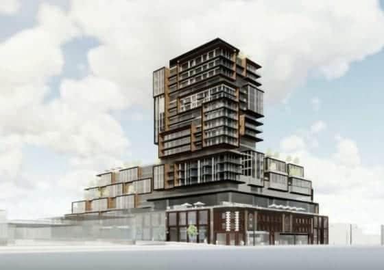 2500 Yonge Condos Exterior Building True Condos