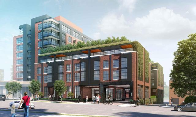 2795 Bathurst Street Condos Building Rendering True Condos