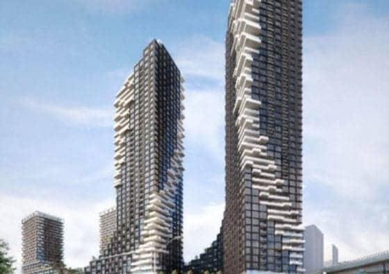 8200 Warden Avenue Condos Building Exterior True Condos