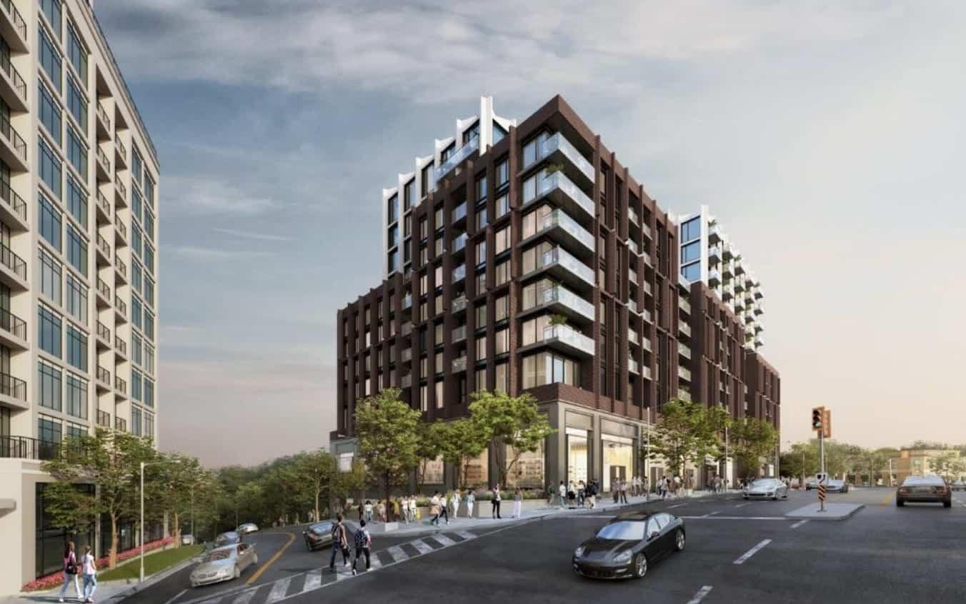 Bijou on Bloor Condos Building Exterior True Condos