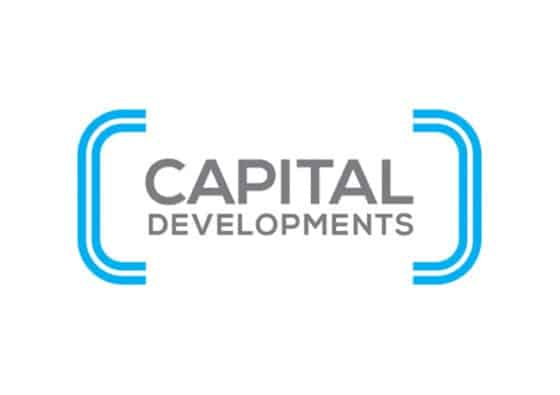 Capital Developments Official Developer Logo True Condos