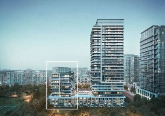 Empire Pheonix Phase 2 Condos Building Exterior Rendering True Condos