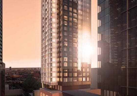 Solstice Montreal Condos Full Building Exterior Image True Condos