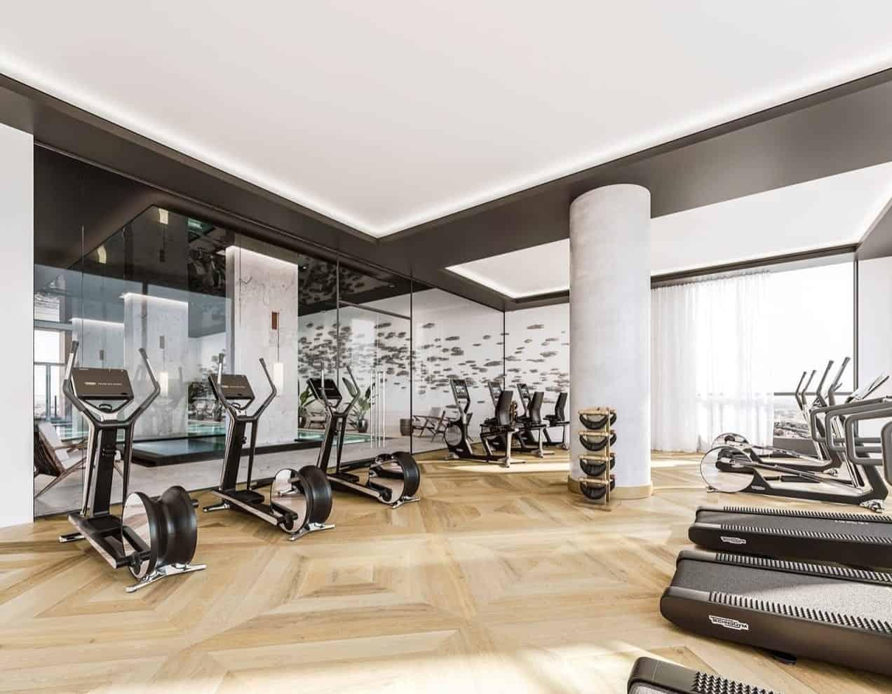 Solstice Montreal Condos Gym Fitness True Condos