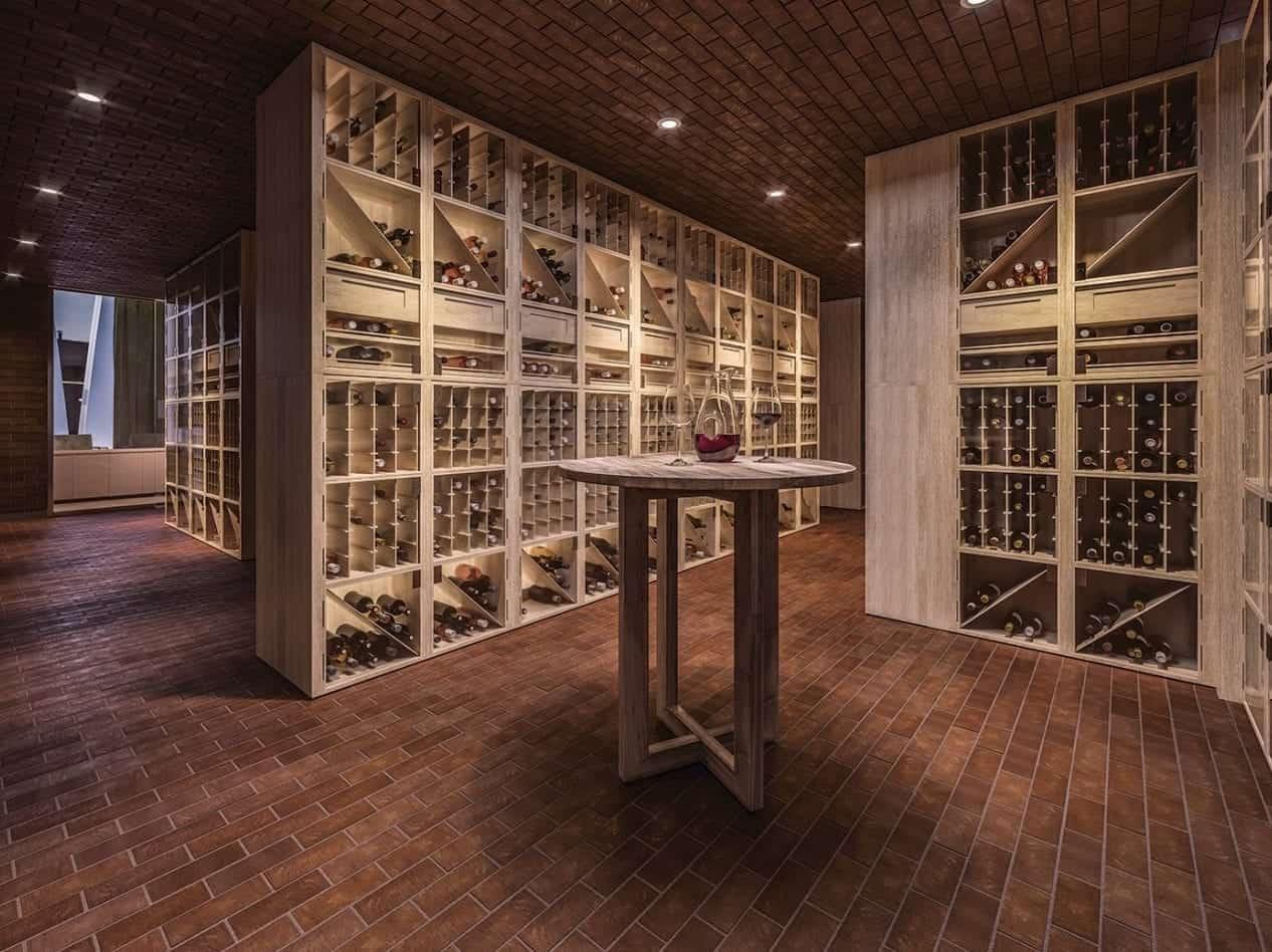 Solstice Montreal Condos Private Wine Cellar True Condos