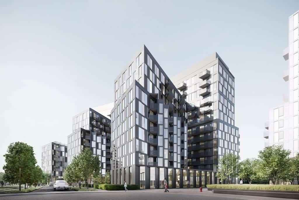 Tretti Condos Exterior Building True Condos