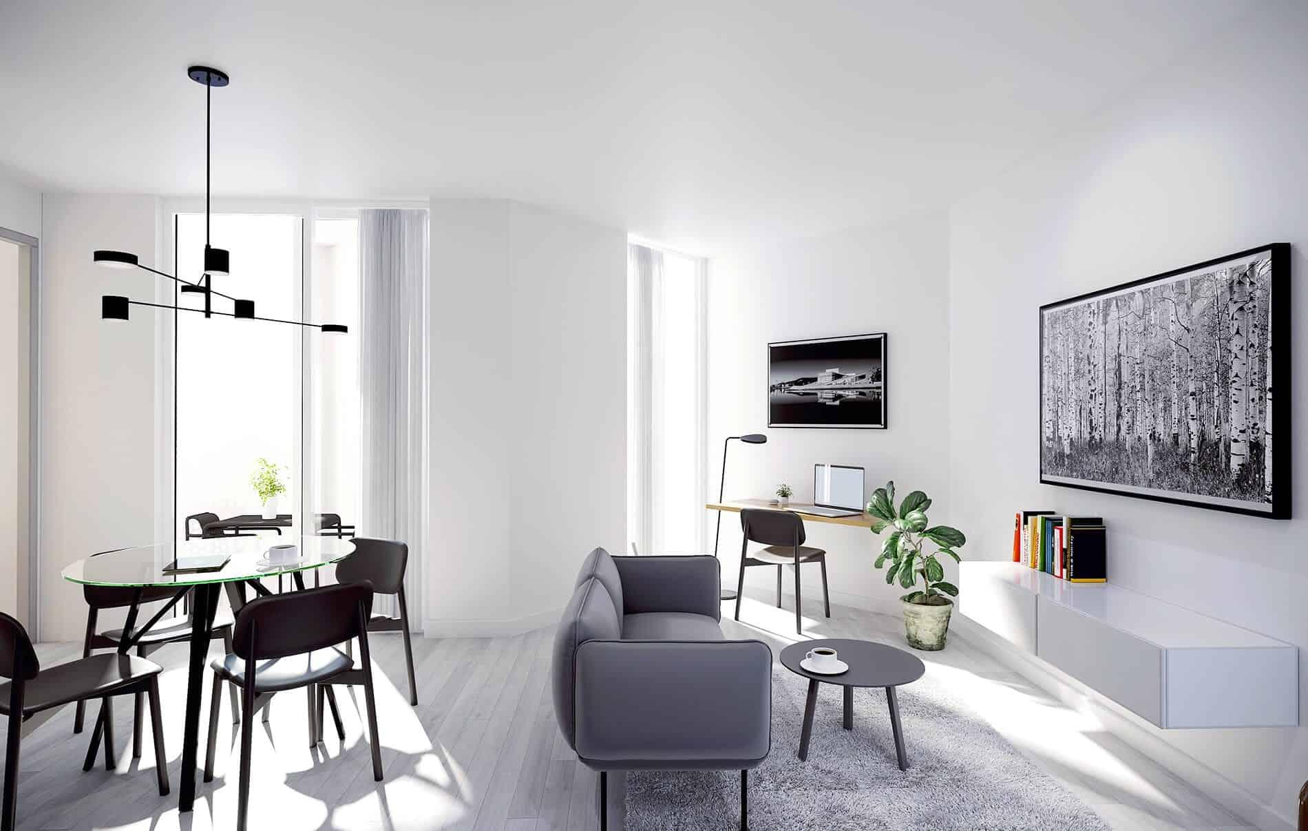 Tretti Condos Interior Suite True Condos