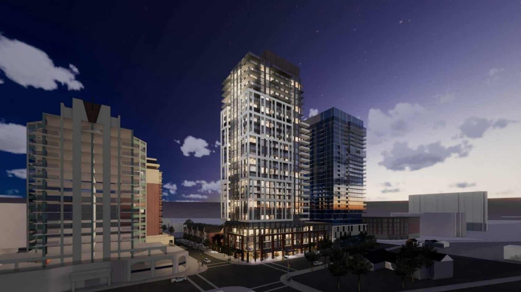 2079 Lakeshore Road Condos Burlington Building True Condos