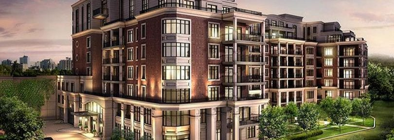 26 Benson Avenue Condos Richmond HIll Image True Condos