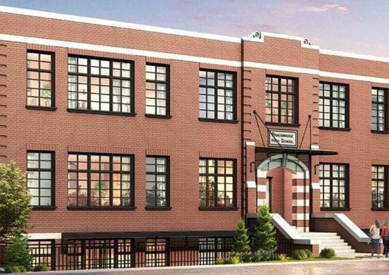 28 McMurray Street Condos Exterior Building True Condos