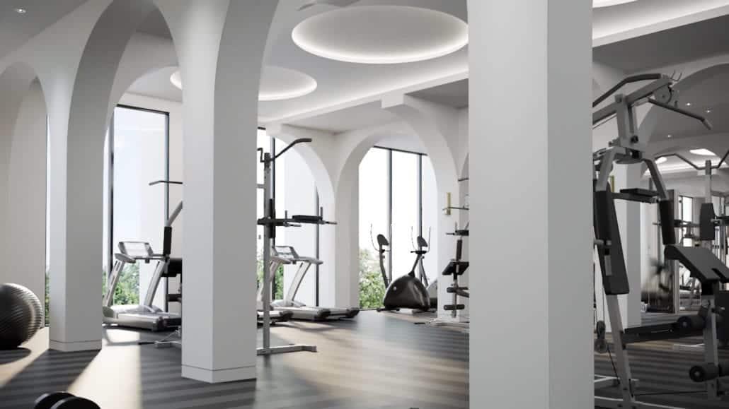 8 Cedarland Condos Fitness Gym True Condos