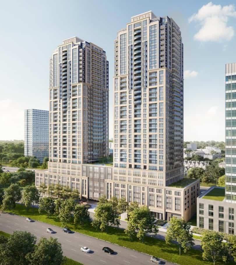 Mirabella Condos East Tower Building Exterior True Condos