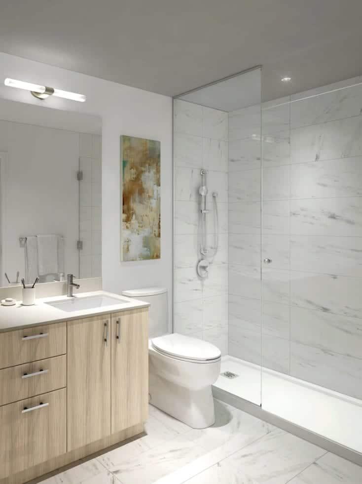 T1 at M2M Condos Bathroom True Condos