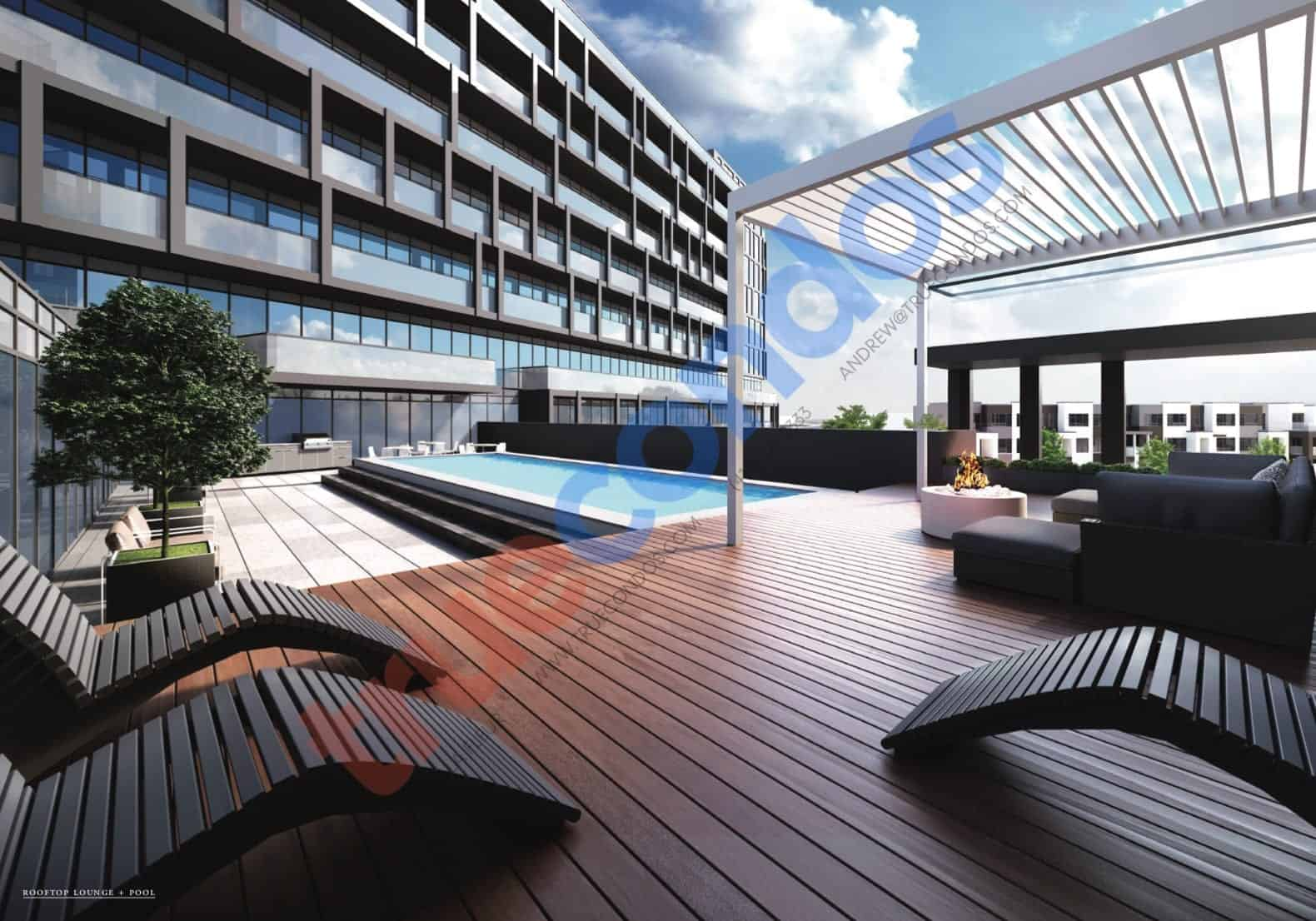Valera Condos 2 Rooftop Lounge Pool Amenities True Condos