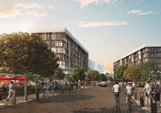 Brightwater Condos and Towns Exterior Building True Condos