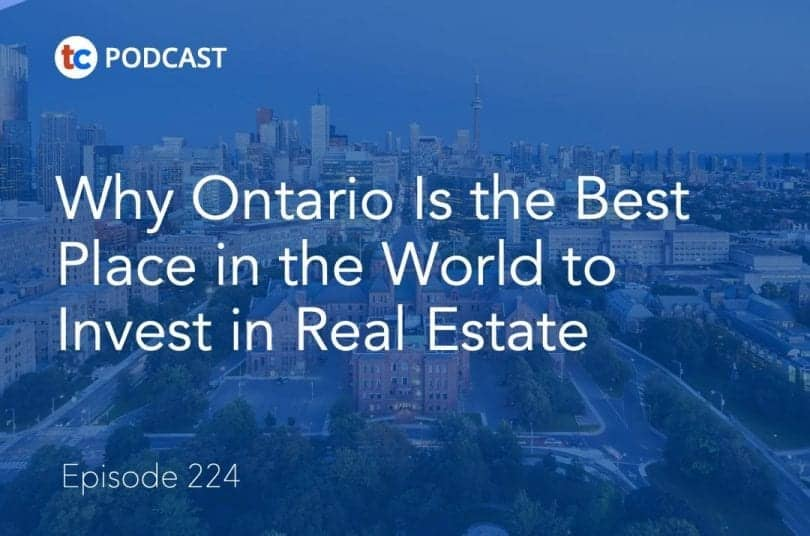 Why Ontario is the best place in the world to invest in real estate