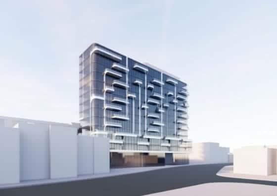 328 Dupont Street Condos Building Rendering True Condos