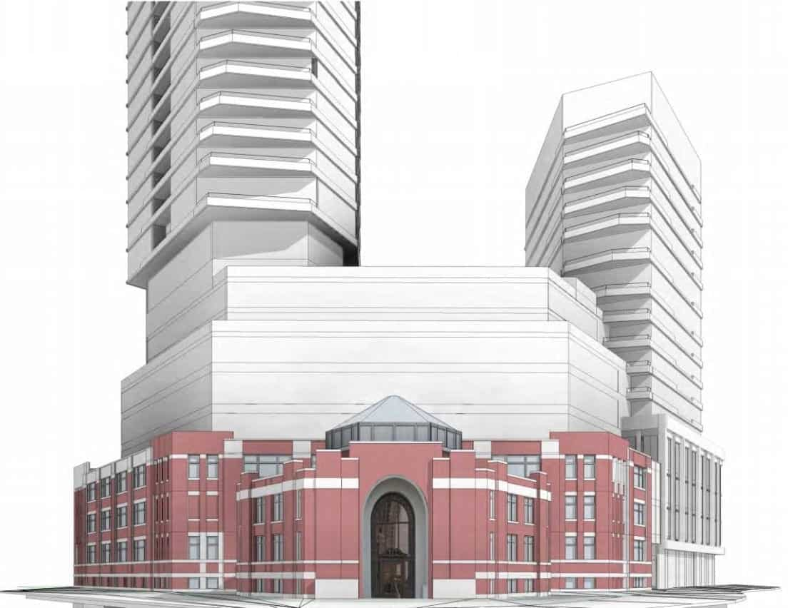 545 Lake Shore Boulevard West Condos Rendering True Condos