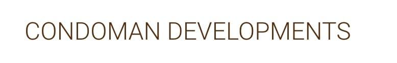 Condoman Developments Developer Logo
