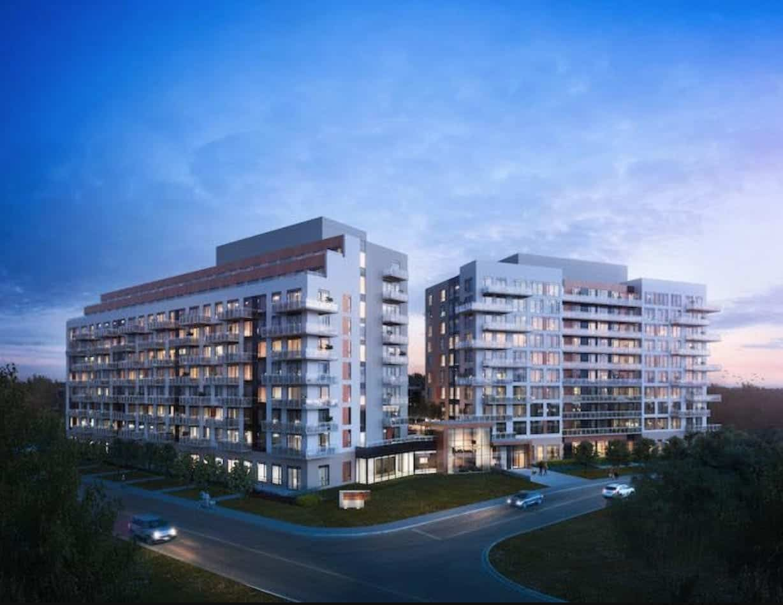 Elgin East Condos Phase 2 Exterir Building Rendering True Condos