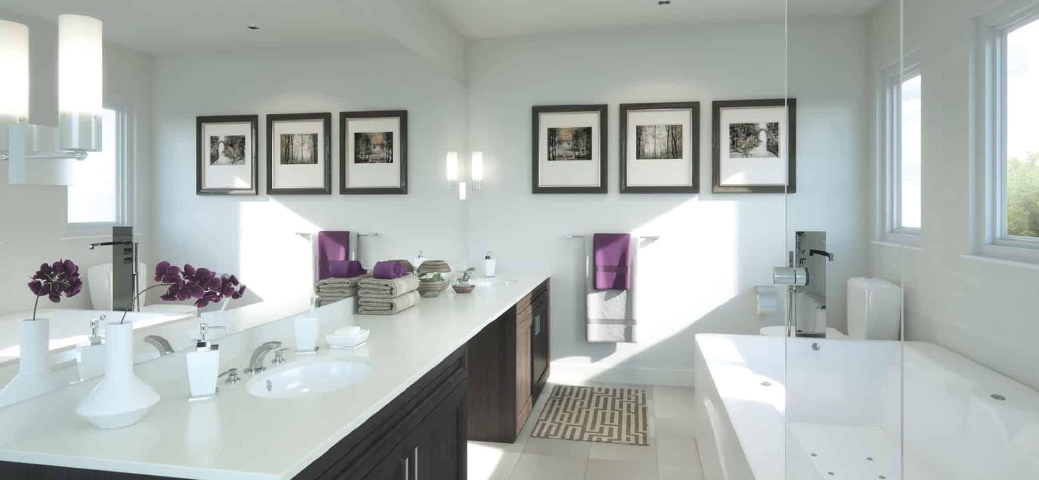 Indigo Estates Collingwood Bathroom True Condos