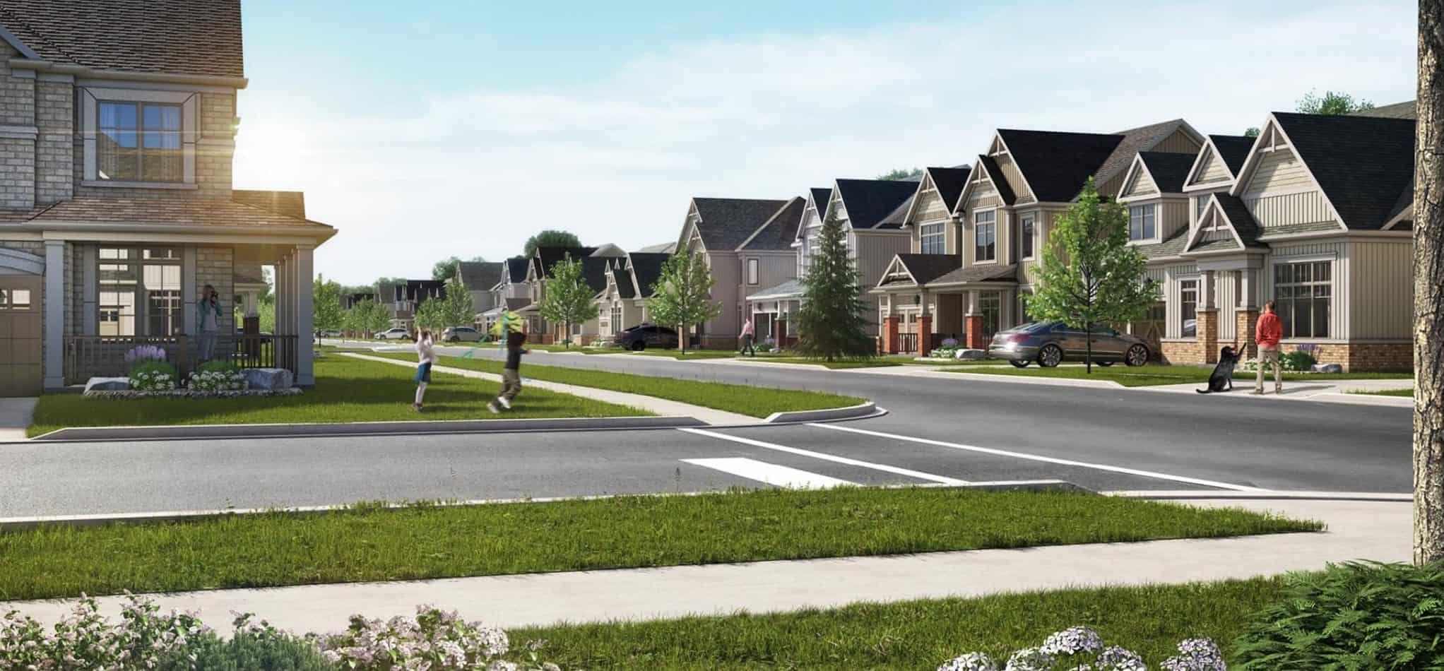 Indigo Estates Collingwood Neighbourhood True Condos