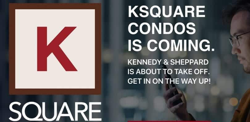 KSquare Condos Banner True Condos