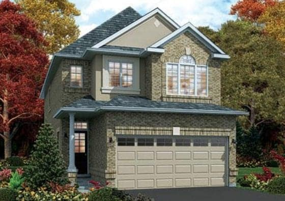 Meadowlands Homes of Ancaster Rendering True Condos