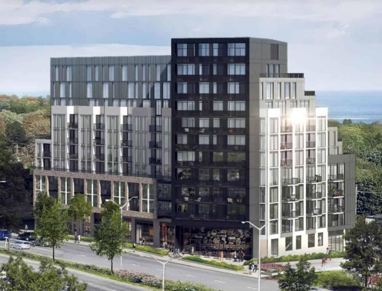 Merge Condos Exterior Building True Condos