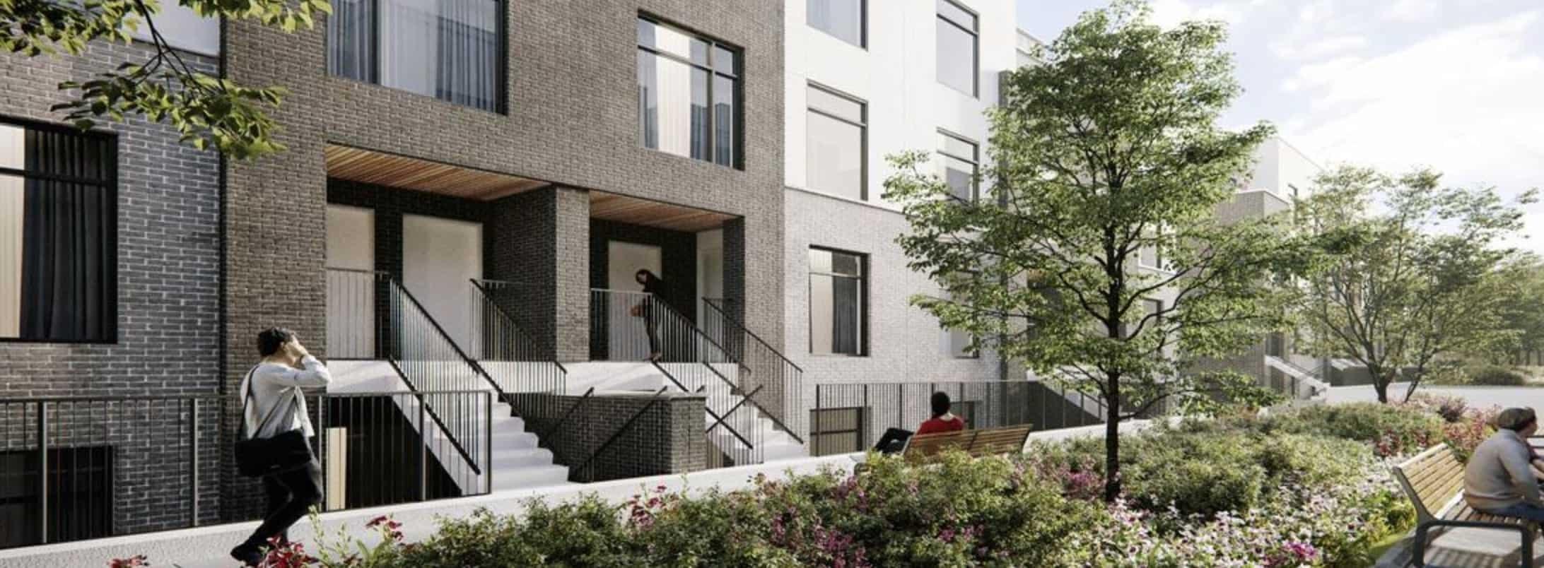 Minto Oakvillage Terrace True Condos