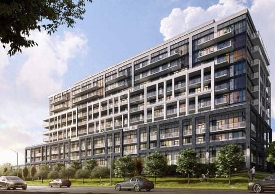 Saturday in Downsview Park Condos 2 Building Exterior True Condos