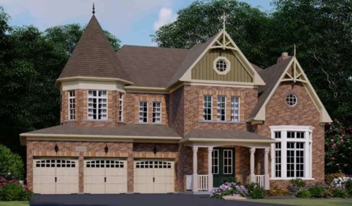 The Chase Homes Halton Hills True Condos
