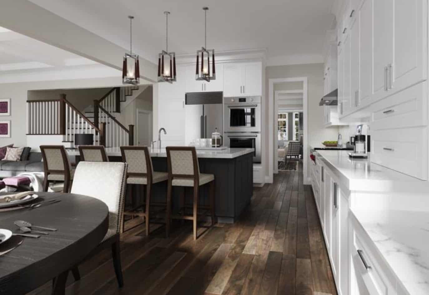 The Chase Homes Interior True Condos
