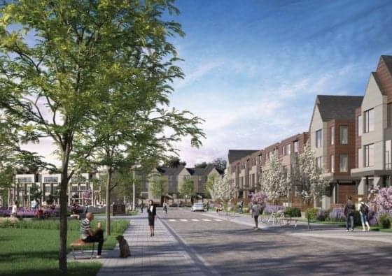 The New Lawrence Heights Exterior Neighbourhood True Condos