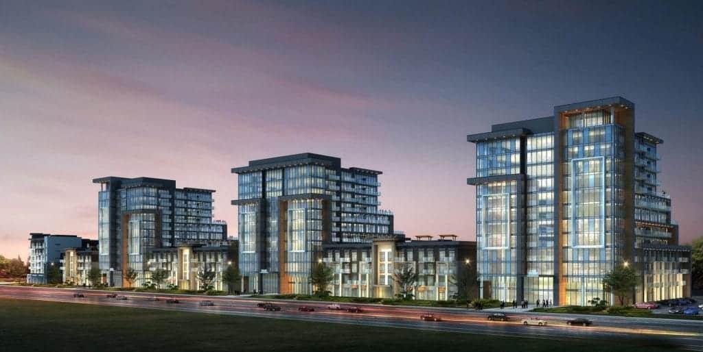 Trend Living Condos Exterior Building True Condos