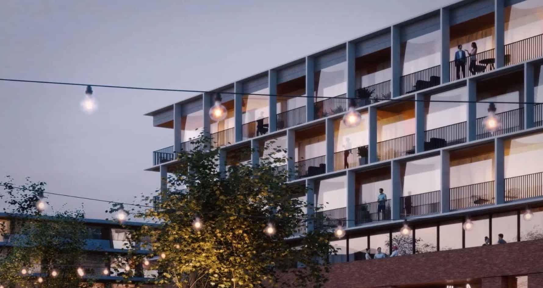 Waterfront Shores Condos Balconies True Condos