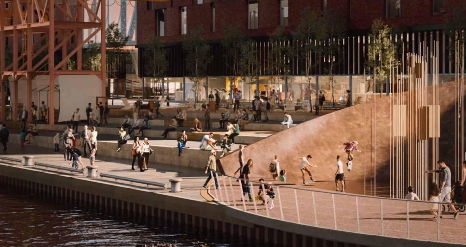 Waterfront Shores Condos Steps Pedestrian Community Hamilton True Condos