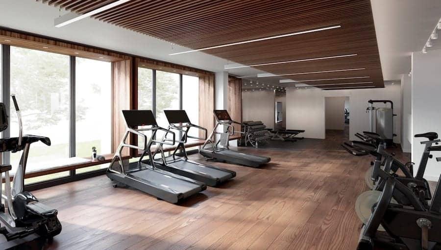 ANX Condos Gym